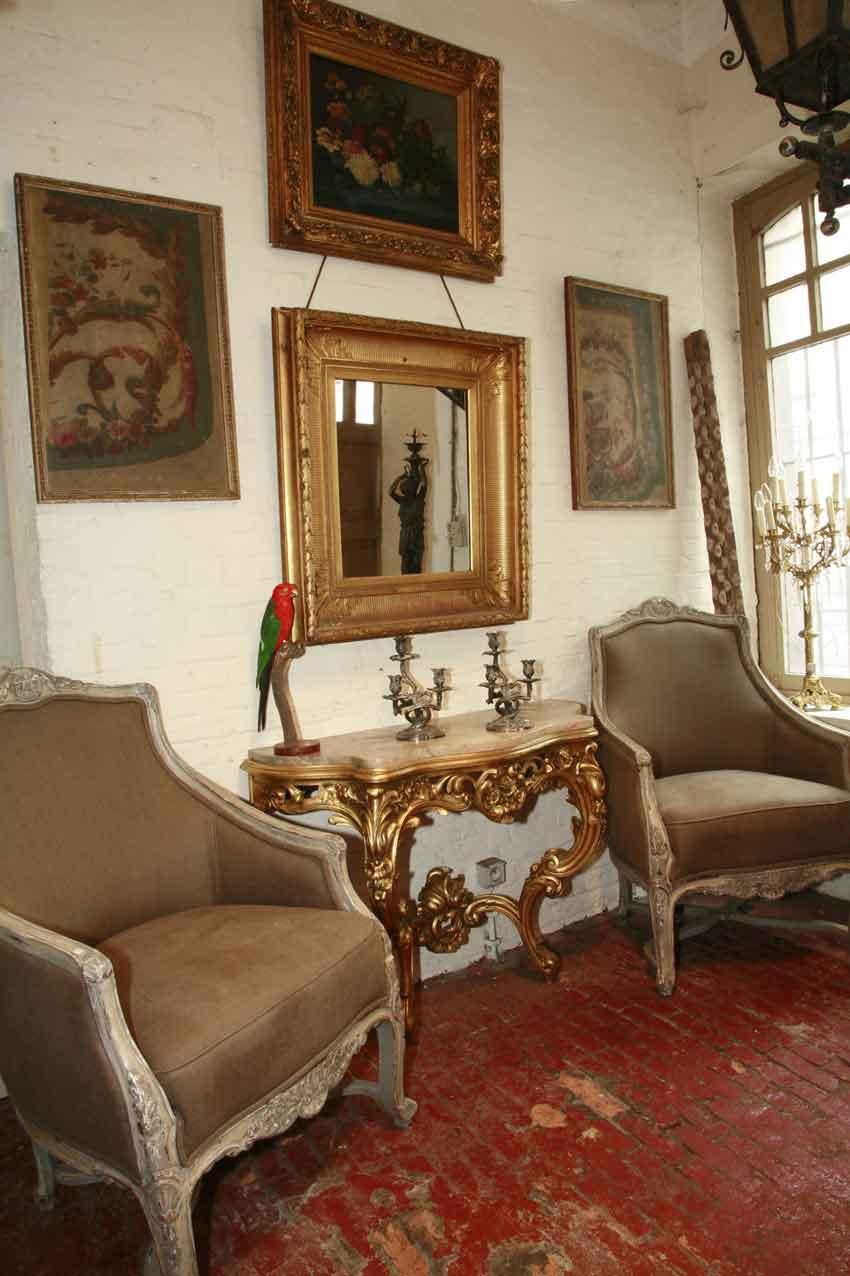 Kunst antiek design gent for Antiek interieur